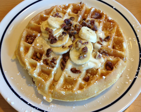 Thumb are ihop banana cream waffles bad for you