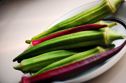 Big is okra bad for you.