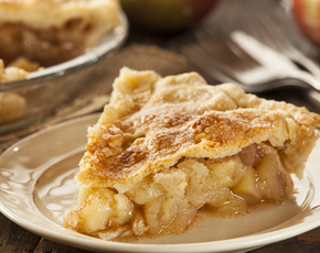 Thumb is apple pie bad for you
