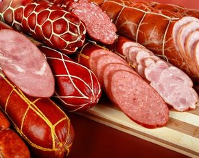 Thumb is processed red meat bad for you