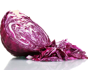Thumb is red cabbage bad for you