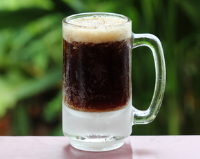 Thumb is homemade root beer bad for you