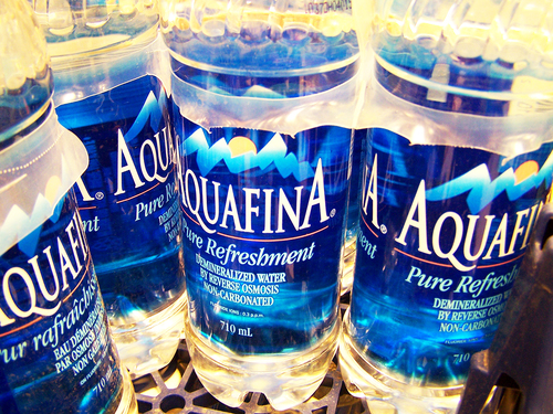 Big is aquafina water bad for you 2