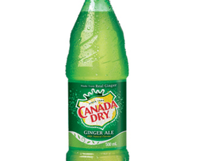 Thumb is canada dry ginger ale bad for you
