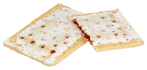 Big are pop tarts bad for you