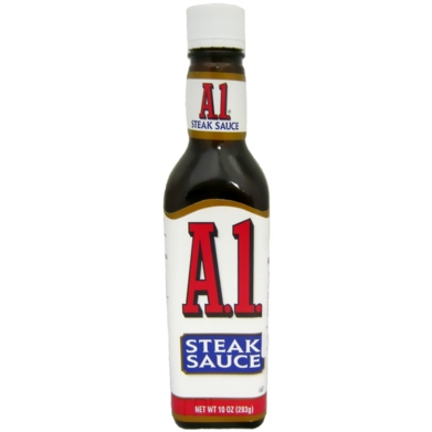 Big is a1 steak sauce bad for you