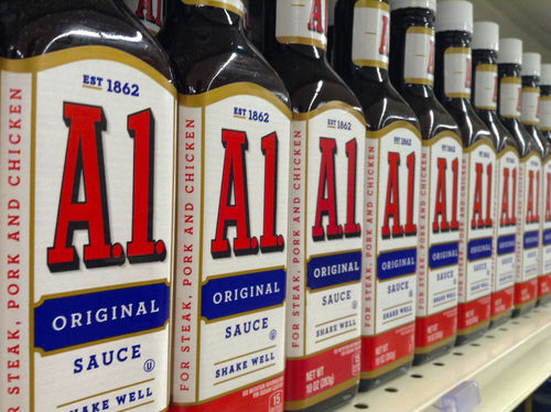 Big is a1 steak sauce bad for you 2