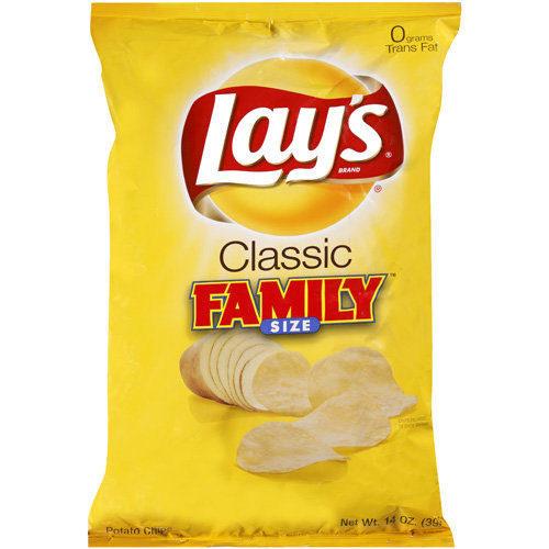 Big are lays bad for you
