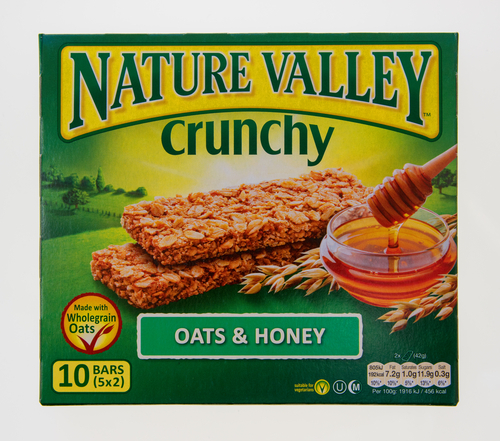 Big are nature valley bars bad for you