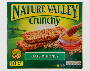 Thumb are nature valley bars bad for you