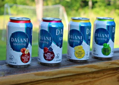 Big is dasani sparkling water bad for you