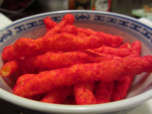 Big are hot cheetos bad for you