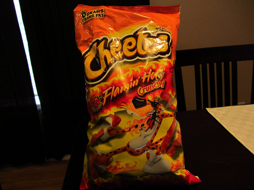 Big are hot cheetos bad for you 2
