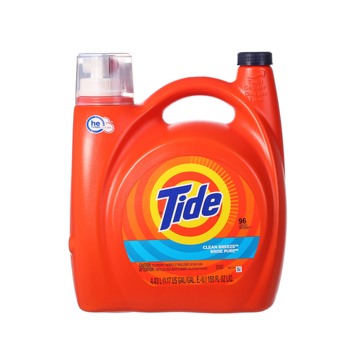 Big is tide detergent bad for you