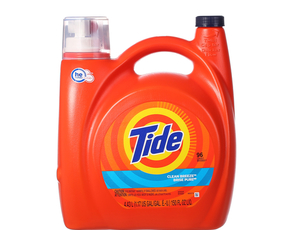 Thumb is tide detergent bad for you